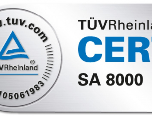 Mountech Co. Ltd. successfully pursues the SA 8000 certificate